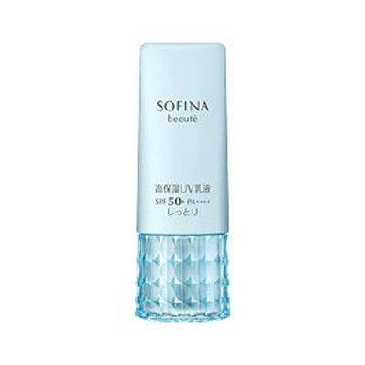 ソフィーナ ボーテ 高保湿UV乳液 SPF50+ PA++++ しっとり 30g(配送区分:B)