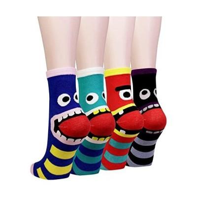 Cansok-レディースソックス-ファッション-カジュアルな-レディース靴下