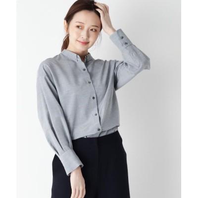 Modify(モディファイ) ボタンダウンショートカラーシャツ