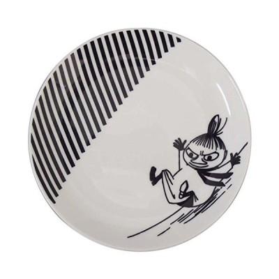 MOOMIN (ムーミン) 「 ボブファンデーション 」 14cm プレート 皿 ミイ柄 MM702-255
