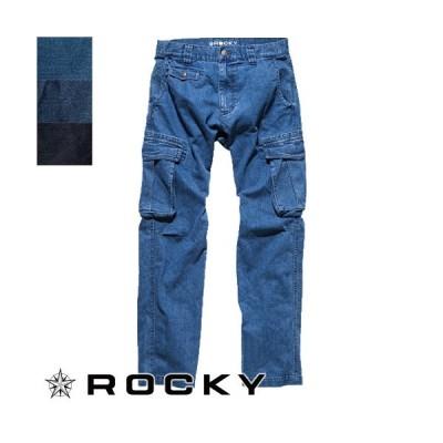 作業服 カーゴパンツ ロッキー ROCKY カーゴパンツ RP6903 作業着 通年 秋冬