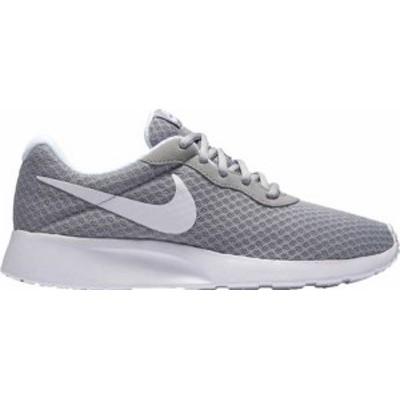 ナイキ レディース スニーカー シューズ Nike Women's Tanjun Shoes Grey/White
