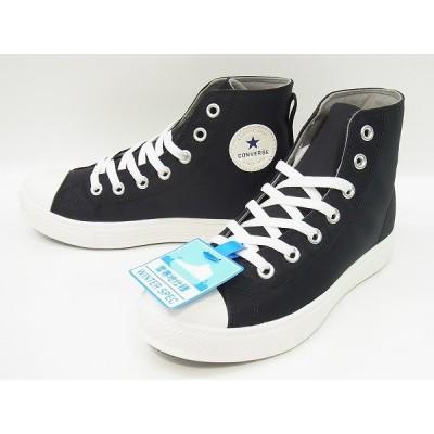 コンバース スニーカー 靴 ネクスター レディース CONVERSE NEXTAR 1310NL HI BLK ブラック 黒 防水 撥水 防滑 雪寒地仕様 数量限定