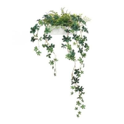 フェイクグリーン 観葉植物 インテリア シュガーバイン 棚上グリーンPRIMA PRGR-1180