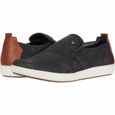 スティーブ マデン Madden by Steve Madden メンズ スニーカー シューズ・靴 Fresin Sneaker Black Nubuck