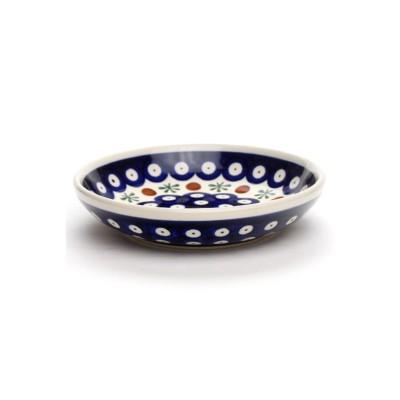 Polish Pottery ポーリッシュポタリー 銘々皿 レディース ブルー N/S