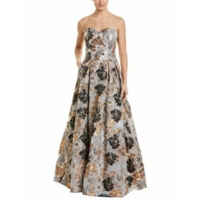 ファッション ドレス Bariano Ballgown 8