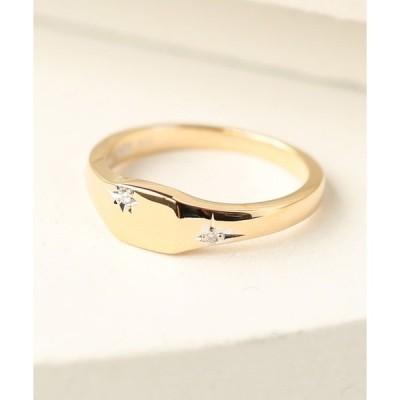 指輪 シグネチャーダイヤリング