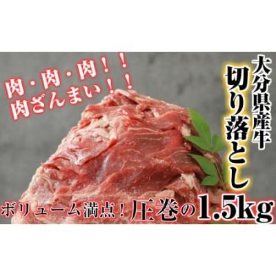 1738R_大分県産牛の切り落とし(1.2㎏)