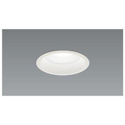 EFD5321W 遠藤照明 浅型ベースダウンライト 白 φ150 LED 電球色 Fit調光 超広角