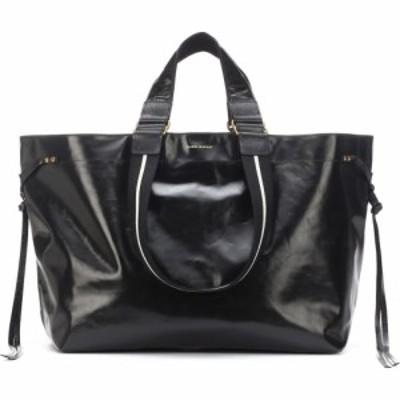 イザベル マラン Isabel Marant レディース トートバッグ バッグ wardy large leather shopper black