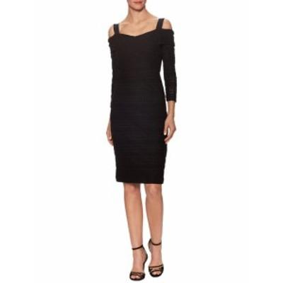 ショーシャンナ レディース ワンピース Lace Knee Length Dress