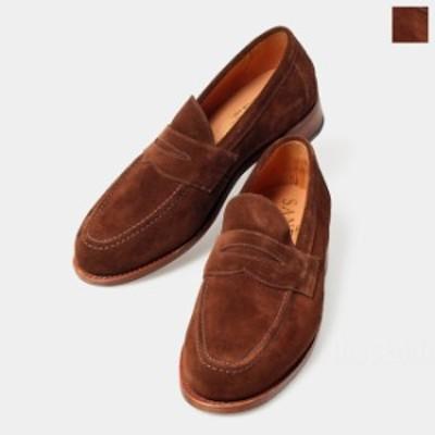 サンダース SANDERS メンズ 革靴 ビジネスシューズ ALDWYCH ブラウン BROWN 8128PSS【送料無料】