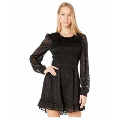 パーカー レディース ワンピース トップス Inez Dress Black