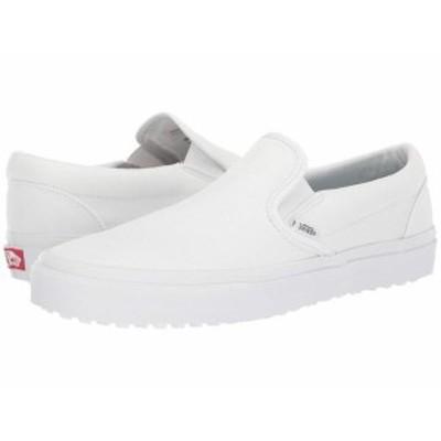 バンズ メンズ スニーカー シューズ Made For The Makers Classic Slip-On¢ UC Made For The Makers) True White