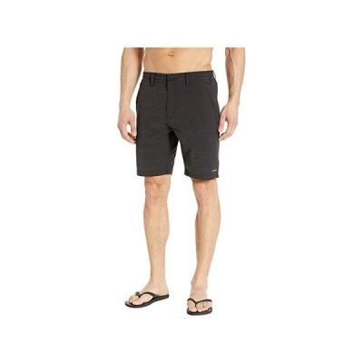 """ボルコム Misunderstood 19"""""""" Shorts メンズ 半ズボン Black"""