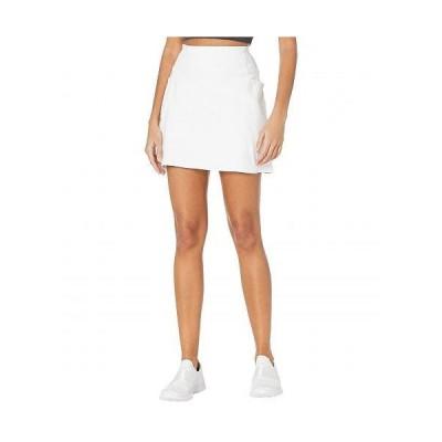 SKECHERS スケッチャーズ レディース 女性用 ファッション スカート Go Walk Go Flex Skort - White