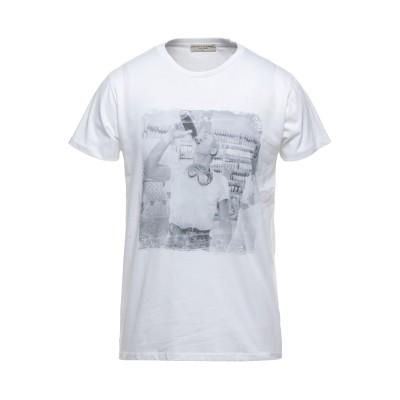 アスレティック ヴィンテージ ATHLETIC VINTAGE T シャツ ホワイト L コットン 100% T シャツ