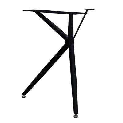 テーブル脚 テーブル用脚 DIY 脚のみ パーツ スチール脚 SL-0102 ブラック ホワイト 2本1組