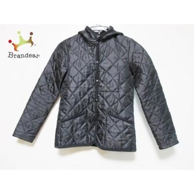 ラベンハム LAVENHAM ダウンジャケット サイズ34 S レディース 美品 黒 冬物   スペシャル特価 20210106