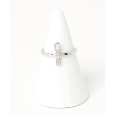 指輪 WEGO/シンプルクロスリング
