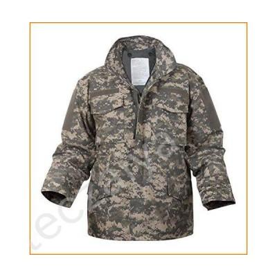 Rothco M-65 Field Jacket, ACU Digital Camo, 2X並行輸入品