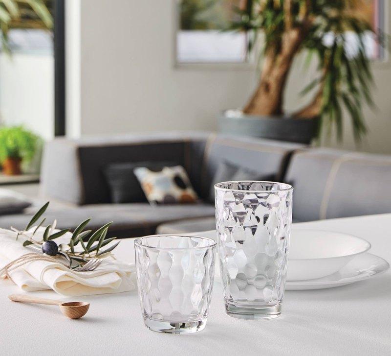 義大利Bormioli Rocco 鑽石飲料杯 透明色 3種尺寸