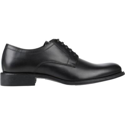 ドルチェ&ガッバーナ DOLCE & GABBANA メンズ シューズ・靴 laced shoes Dark brown