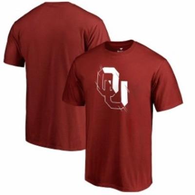 Fanatics Branded ファナティクス ブランド スポーツ用品  Fanatics Branded Oklahoma Sooners Crimson X Ray T-Shirt
