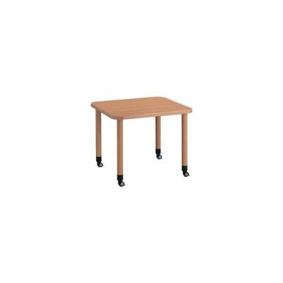 【メーカー直送】コクヨ/高齢者施設用 ダイニングテーブル W900 キャスタータイプ【代引不可】【組立・設置・送料無料】