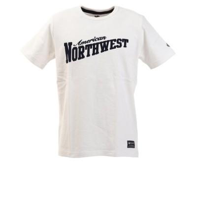 エルケクス(ELKEX)NORTHWEST JAC Tシャツ 881EK0HD3299WHT 半袖 オンライン価格