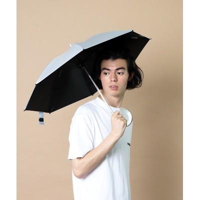 THE BAREFOOT / 【 -0& / ゼロアンド 】  晴雨兼用日傘 ショートスライド アンブレラ 40cm OGW・・ MEN ファッション雑貨 > 折りたたみ傘