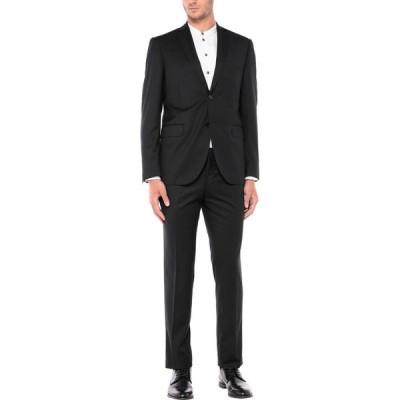 ドメニコ タリエンテ DOMENICO TAGLIENTE メンズ スーツ・ジャケット アウター Suit Black
