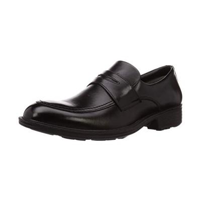 [バランスワークス] ビジネスシューズ 革靴 軽量設計 ローファー SPH4642TS ブラツク メンズ ブラック 28 cm 3E