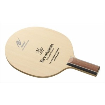 Nittaku NE-6409 卓球ラケット レボフュージョン MF C/REVOFUSION MF C/中国式ペン 日本卓球(ニッタク) 2017年春夏モデル【取り寄せ】
