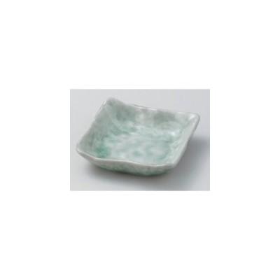 和食器 / 松花堂 白化粧角松花堂鉢 寸法:10.8 x 10.8 x 2.7cm