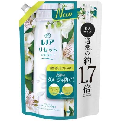 P&G レノアリセット ヤマユリ&グリーンブーケ 特大サイズ 795ml