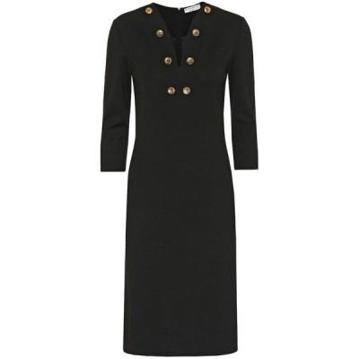 ジバンシー Givenchy レディース ワンピース ワンピース・ドレス Jersey dress Black