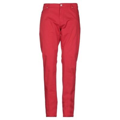 PT Torino 5ポケットパンツ ファッション  メンズファッション  ボトムス、パンツ  その他ボトムス、パンツ レッド