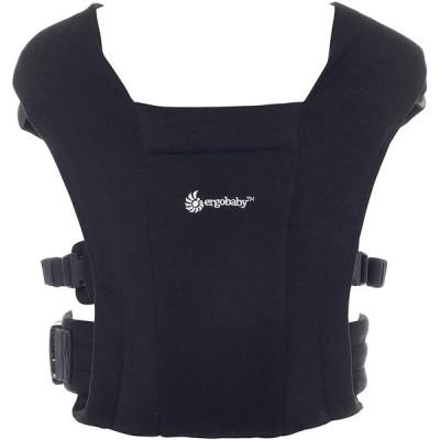 [日本正規品] (エルゴベビー) 抱っこひも 前向き抱き可  新生児から 柔らかい 軽量 簡単装着 ベビーキャリア エンブレース EMBRACE ブラック 0か月~ CREGBC