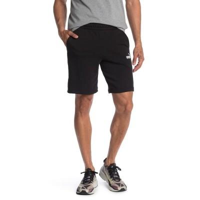 """プーマ メンズ カジュアルパンツ ボトムス Amplified Shorts 9"""" BLACK"""