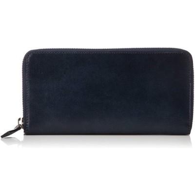 [プレリー] 財布 フュージョン プレリーギンザ ネイビー