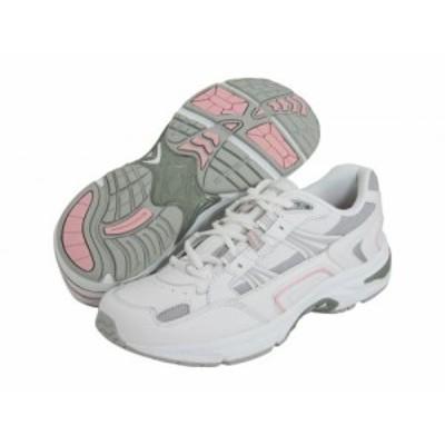 VIONIC バイオニック レディース 女性用 シューズ 靴 スニーカー 運動靴 Walker White/Pink【送料無料】