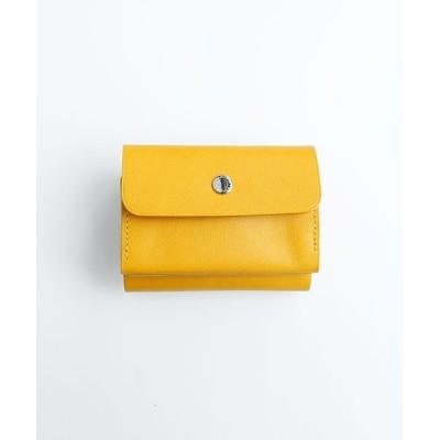 STANDARD SUPPLY / PAL / TRIFOLD WALLET ビルフォールドフラップウォレット WOMEN 財布/小物 > 財布