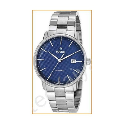 Rado Men's Coupole Classic Stainless Steel Swiss Automatic Watch並行輸入品