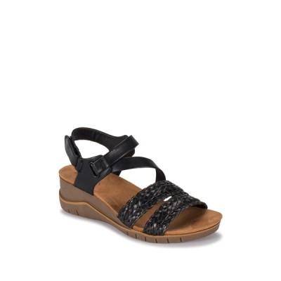 ベアトラップス レディース サンダル シューズ Celan Wedge Sandal BLACK