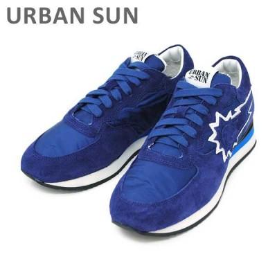 アーバンサン スニーカー DORIS 113 ブルー URBAN SUN レディース シューズ 靴