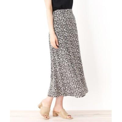 index / 【42(LL)WEB限定サイズ】小花柄ミディ丈スカート WOMEN スカート > スカート