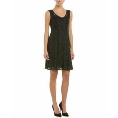Nanette Lepore ナネットレポー ファッション ドレス Nanette Lepore Tell Mama A-Line Dress 2 Black