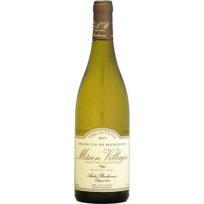 白ワイン wine アンドレ・ボノーム マコン・ヴィラージュ・ブラン ヴィエーユ・ヴィーニュ 2019年 750ml